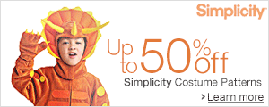 Save an Extra 15% on Select Simplicity Products