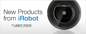 New Products from iRobot