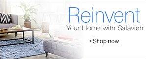 Reinvent Your Home with Safavieh