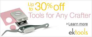 Up to 30% off Tools for any Crafter