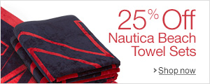Nautica Beach Towels