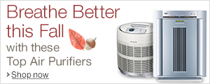 Breathe Better this Fall with these Top Air Purifiers