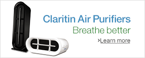 Claritin Air Purifiers, Breathe Better
