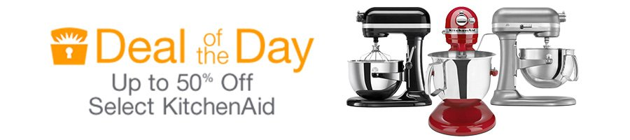 KitchenAid Deal Promotion