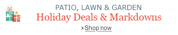 Lawn & Garden Deals & Markdowns