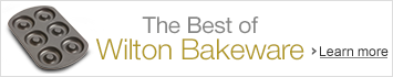 Best of Wilton Bakeware