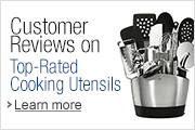 Cooking Utensil Reviews