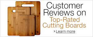 Customer Reviews on Top-Rated Cutting Boards