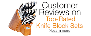 Customer Reviews on Top-Rated Knife Block Sets