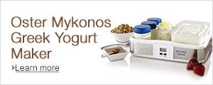 OsterYogurt