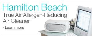 Hamilton Beach True Air Purifiers