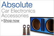 Absolute Car Electronics Accessories