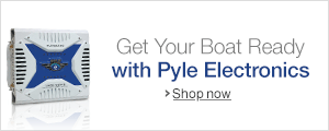 Pyle Marine Deals 2014