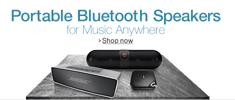 Portable Bluetooth Speakers for Music Anywhere