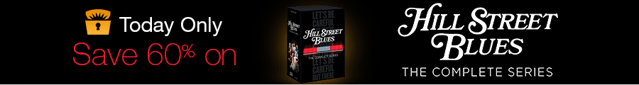 60% off Hill Street Blues The Complete Series
