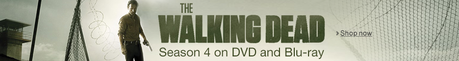 The Walking Dead Season 4 on DVD and Blu-ray>Shop Now