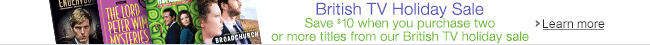 British TV Buy 2 Save $10