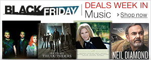 Black Friday in Music
