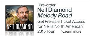 Neil Diamond Ticket Offer
