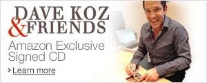 Dave Koz Autograph CD