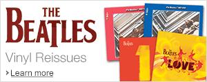 The Beatles - Vinyls Reissues