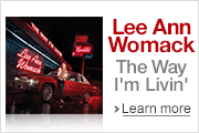 Lee Ann Womack - The Way I'm Livin