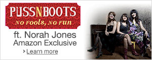 Puss n Boots - No Fools, No Fun ft Norah Jones