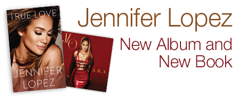 Jennifer Lopez - New Album and New Book