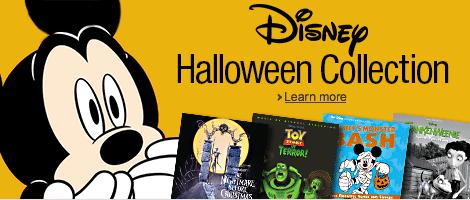 Disney Halloween Music