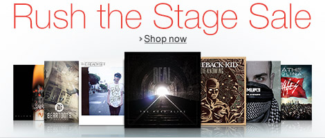 Rush the Stage Sale