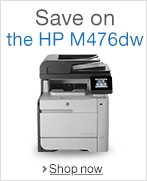 Save on the HP M476dw