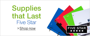 Five Star School Supplies