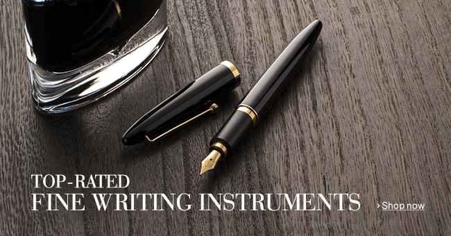 fine writing instruments brands Nevertheless, there is still an active market for fine writing instruments – and  buyers willing to pay premium prices for them celebrities such as.