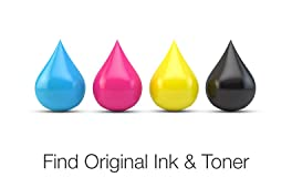 Find Genuine Ink & Toner