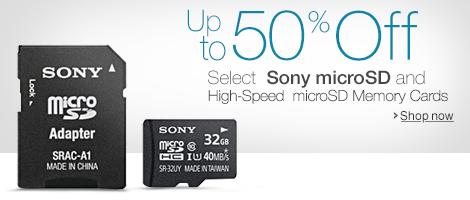 Sony Memory