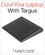 Cool Your Laptop with Targus