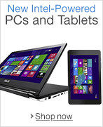 New Intel-Powered PCs and Tablets