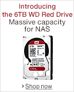 WD 6 TB Red Drive