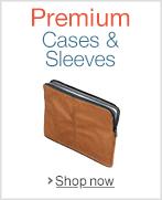 Premium Cases & Sleeves