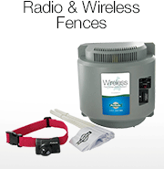 Radio & Wireless Fences