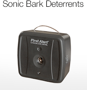Sonic Bark Deterrents