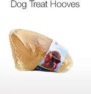 Dog Treat Hooves