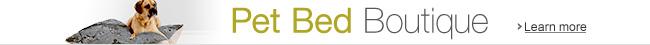 Pet Bed Boutiquet