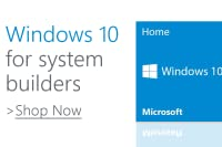 Windows 10 for System Builders