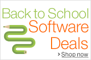 Back to School Software Deals
