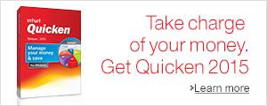 Save on Quicken 2015
