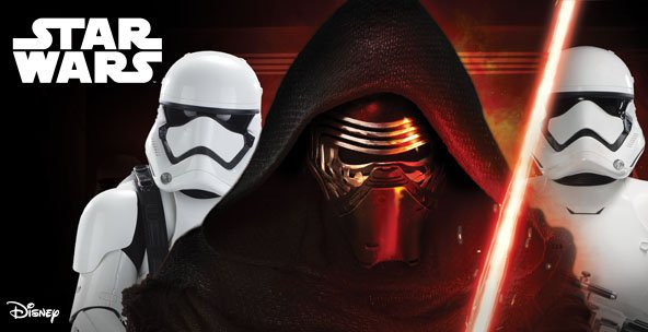 New Star Wars Episode VII Arrivals