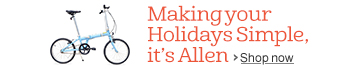 Holidays Made Simple, it's Allen