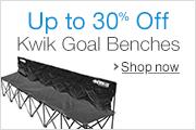 Kwik Goal Bench