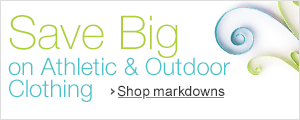 Spring Markdowns in Sports & Outdoors
